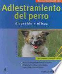libro Adiestramiento Del Perro