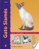 libro Gato Siamés