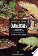 libro Manuales Del Terrario. Camaleones: Especies