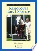 libro Remolques Para Caballos