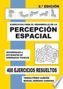 libro Ejercicios Para El Desarrollo De La Percepción Espacial