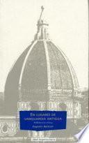 libro En Lugares De Vanguardia Antigua