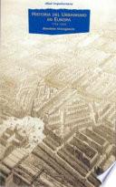 libro Historia Del Urbanismo En Europa 1750 1960