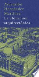 libro La Clonación Arquitectónica