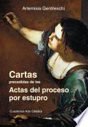 libro Cartas Precedidas De Las Actas Del Proceso Por Estupro