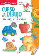 libro Curso De Dibujo Para Niños De 5 A 10 Años