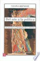 Del Arte A La Política