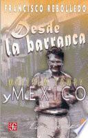 libro Desde La Barranca