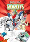 libro Dibujo Y Pinto Robots