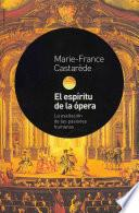 libro El Espíritu De La ópera