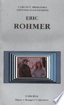 libro Eric Rohmer