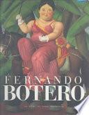 libro Fernando Botero