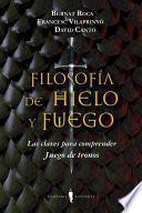 libro Filosofía De Hielo Y Fuego