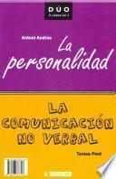 La Comunicación No Verbal Y La Personalidad