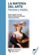 libro La Materia Del Arte.