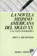 libro La Novela Hispanoamericana Del Siglo Xx