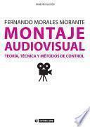 libro Montaje Audiovisual