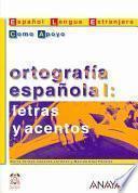Ortografía Española I