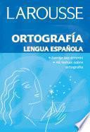 Ortografía Lengua Española