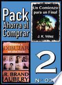libro Pack Ahorra Al Comprar 2 (nº 035)