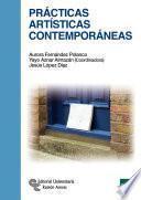 libro Prácticas Artísticas Contemporáneas