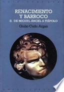 libro Renacimiento Y Barroco Ii