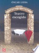 libro Teatro Escogido