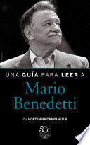 libro Una Guía Para Leer A Mario Benedetti