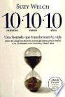 10 Minutos, 10 Meses, 10