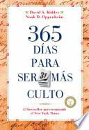 libro 365 Días Para Ser Más Culto
