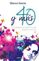 libro 40 Y Más