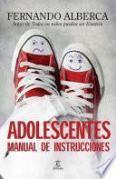 libro Adolescentes Manual De Instrucciones