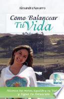 libro Balancear Tu Vida