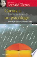 Cartas A Un Psicólogo