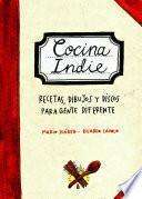 libro Cocina Indie