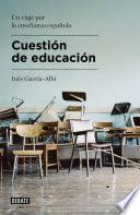 Cuestión De Educación