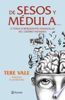 libro De Sesos Y Médula