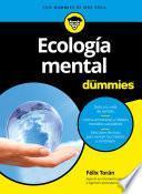 libro Ecología Mental Para Dummies