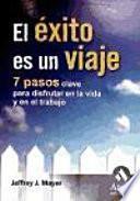 libro El Exito Es Un Viaje