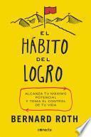libro El Hábito Del Logro