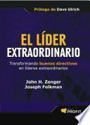 libro El Lider Extraordinario