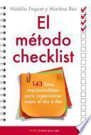 libro El Método Checklist