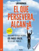 libro El Que Persevera Alcanza
