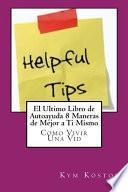 libro El Ultimo Libro De Autoayuda 8 Maneras De Mejor A Ti Mismo