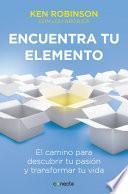 libro Encuentra Tu Elemento