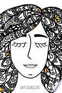 libro Happy Agenda 2017: Zentangle Girl