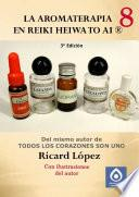libro La Aromaterapia En Reiki Heiwa To Ai ®