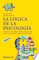 libro La Lógica De La Psicología