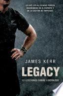 libro Legacy