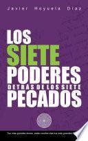 libro Los Siete Poderes DetrÁs De Los Siete Pecados